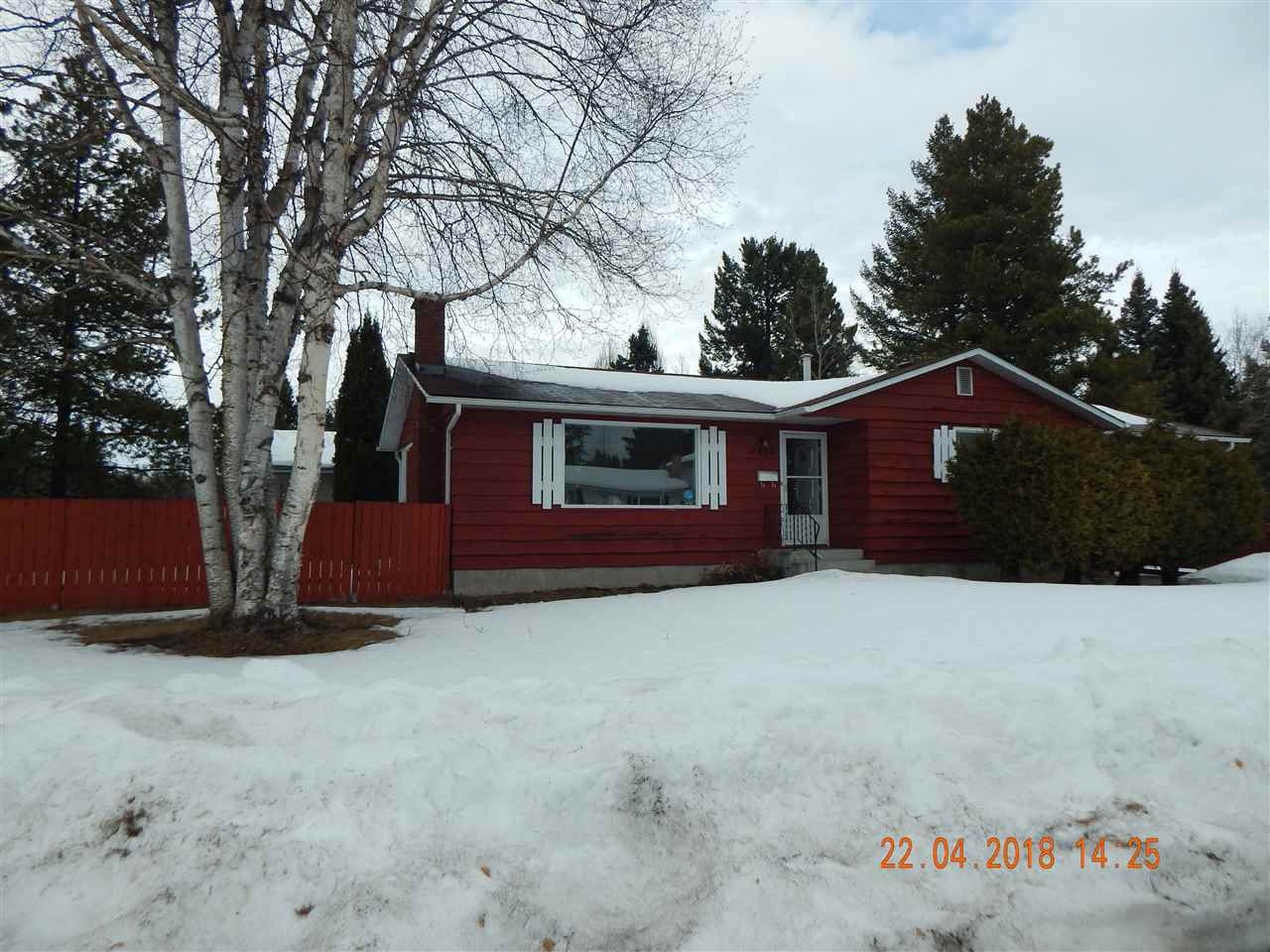 """Main Photo: 7836 PIEDMONT Crescent in Prince George: Lower College House for sale in """"LOWER COLLEGE HEIGHTS"""" (PG City South (Zone 74))  : MLS®# R2250402"""