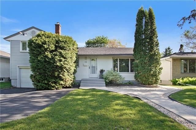 Main Photo: 16 Amarynth Crescent in Winnipeg: Crestview Residential for sale (5H)  : MLS®# 1815278