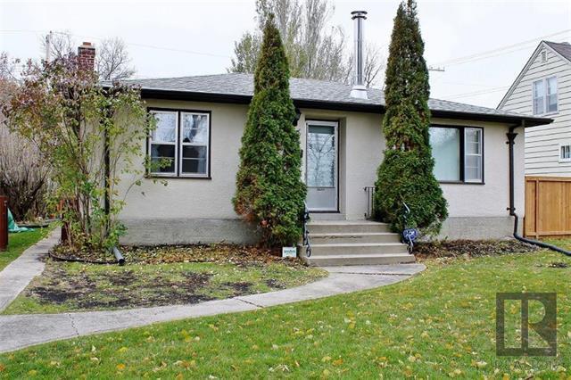 Main Photo: 310 Duffield Street in Winnipeg: Deer Lodge Residential for sale (5E)  : MLS®# 1828444