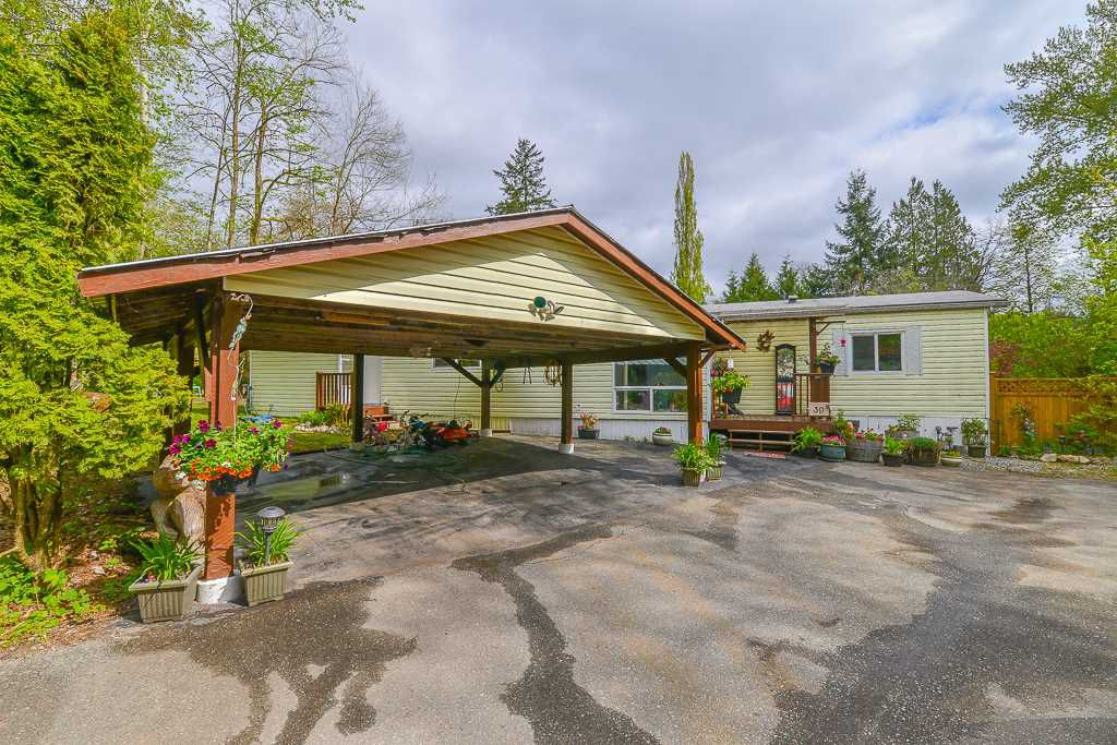"Main Photo: 39 10221 WILSON Street in Mission: Mission BC Manufactured Home for sale in ""Triple Creek Estates"" : MLS®# R2363572"
