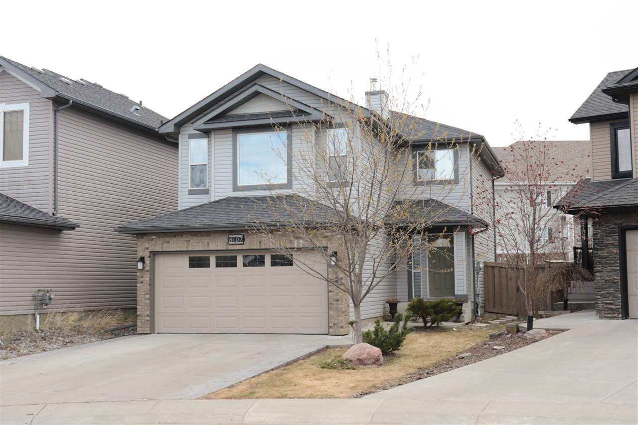 Main Photo: 8107 SHASKE Drive in Edmonton: Zone 14 House for sale : MLS®# E4154574