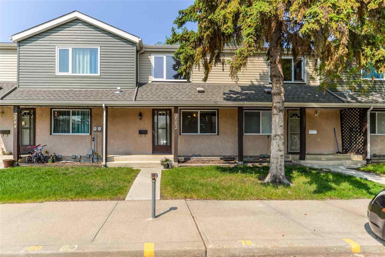2582 138A Avenue in Edmonton: Zone 35 Townhouse for sale : MLS®# E4159268