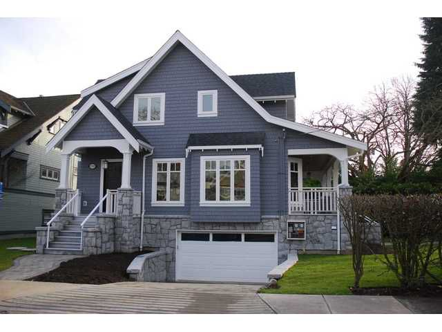 Main Photo: 3388 W 3RD Avenue in Vancouver: Kitsilano House 1/2 Duplex for sale (Vancouver West)  : MLS®# V869263