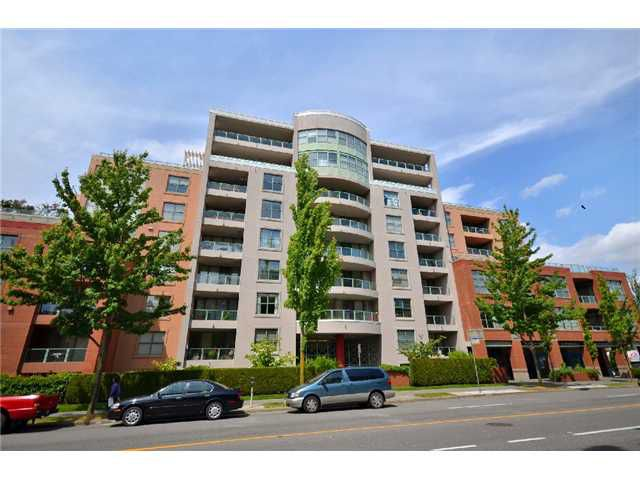 "Main Photo: 502 503 W 16TH Avenue in Vancouver: Fairview VW Condo for sale in ""Cambie"" (Vancouver West)  : MLS®# V895789"