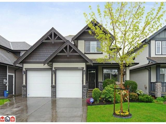 Main Photo: 19906-71st Avenue in Langley: Willoughby Heights House for sale : MLS®# f1201673