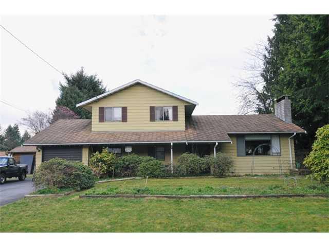 Main Photo: 21741 HOWISON AV in Maple Ridge: West Central House for sale : MLS®# V942196