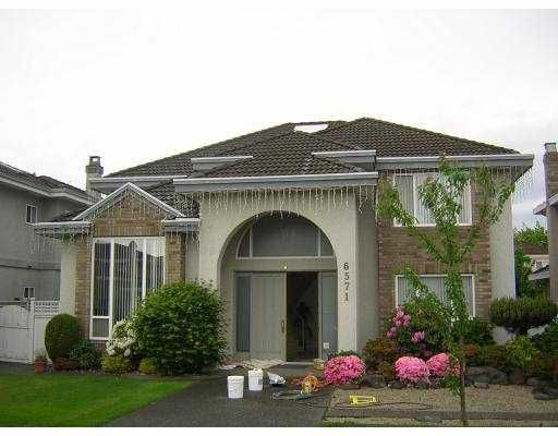 Main Photo: 6571 LIVINGSTONE PL in Richmond: Granville House for sale : MLS®# V592162