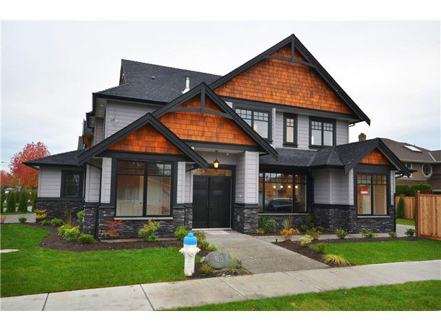 Main Photo: 6342 BRODIE RD in Ladner: Holly House for sale : MLS®# V980574