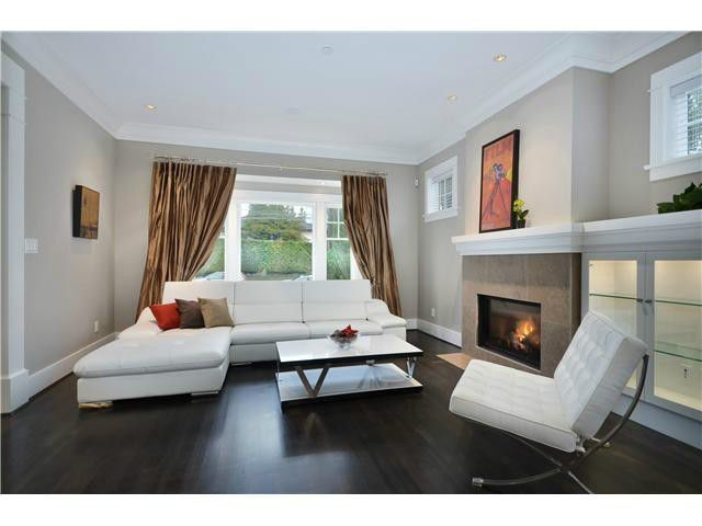 Main Photo: 6479 LARCH ST in Vancouver: Kerrisdale House for sale (Vancouver West)  : MLS®# V1011121