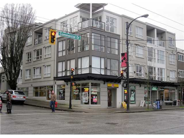 Main Photo: 916 COMMERCIAL DR in Vancouver East: Home for sale : MLS®# V4026290