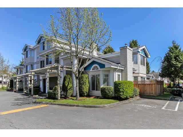 """Main Photo: 33 7875 122ND Street in Surrey: West Newton Townhouse for sale in """"THE GEORGIAN"""" : MLS®# F1438495"""