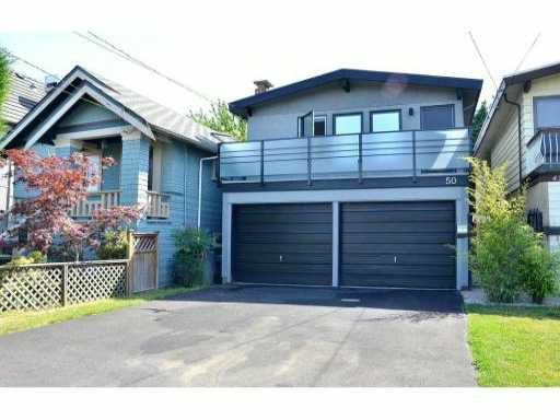 Main Photo: 50 E KING EDWARD AV in : Main House for sale : MLS®# V906321