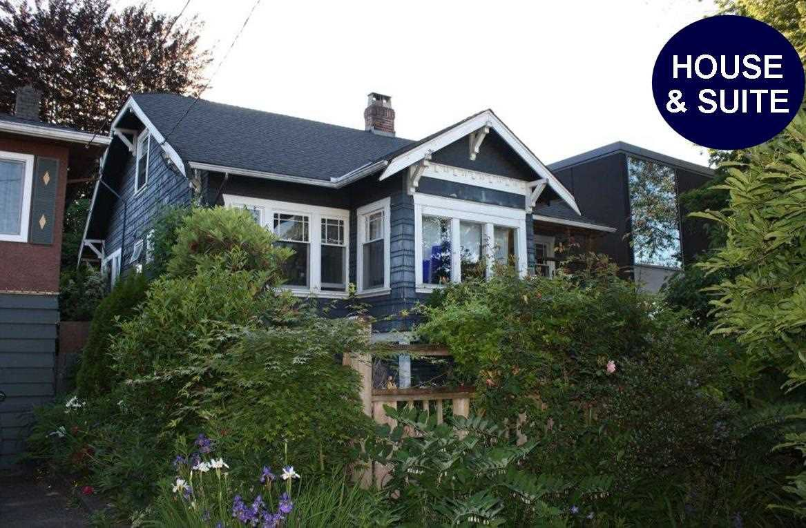 Main Photo: 4511 ELGIN Street in Vancouver: Fraser VE House for sale (Vancouver East)  : MLS®# R2180232