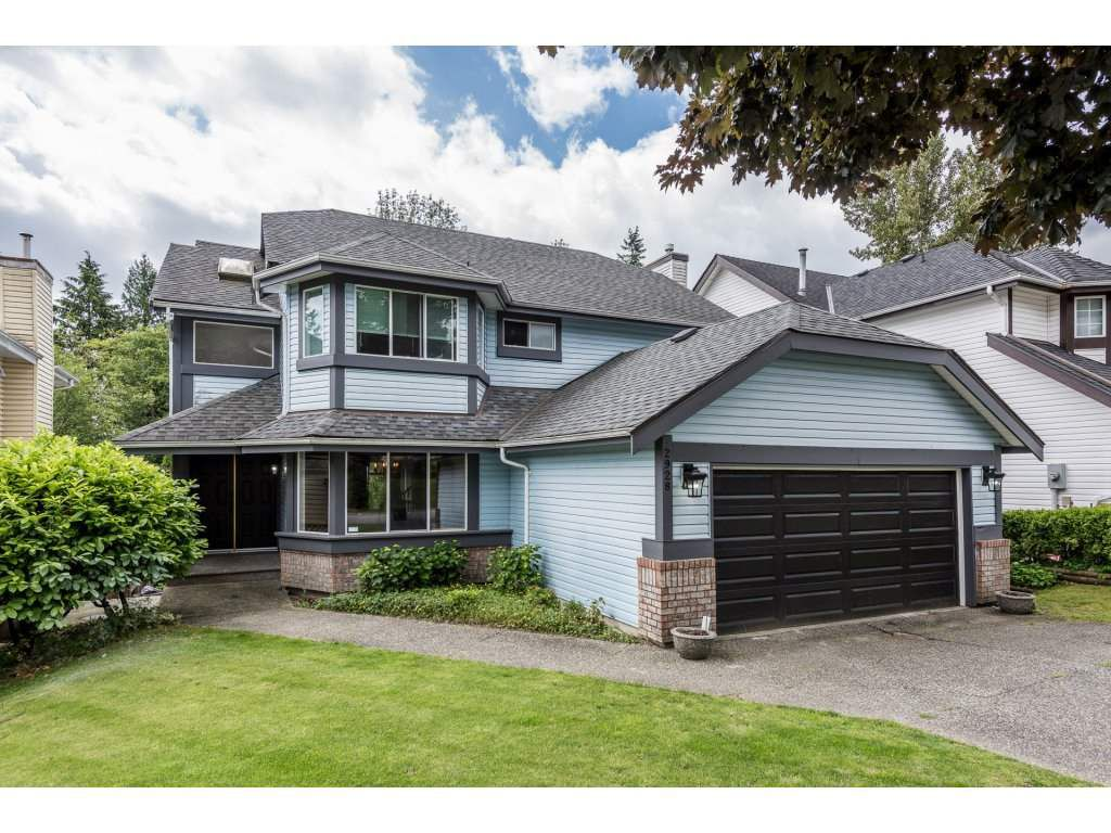 """Main Photo: 2928 VALLEYVISTA Drive in Coquitlam: Westwood Plateau House for sale in """"The Vista's at Canyon Ridge!"""" : MLS®# R2180853"""