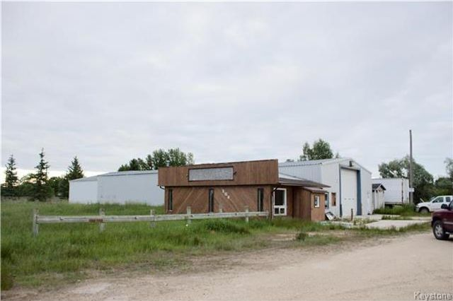 Main Photo: 520 Traverse Road in Ste Anne: Industrial / Commercial / Investment for sale (R06)  : MLS®# 1719581