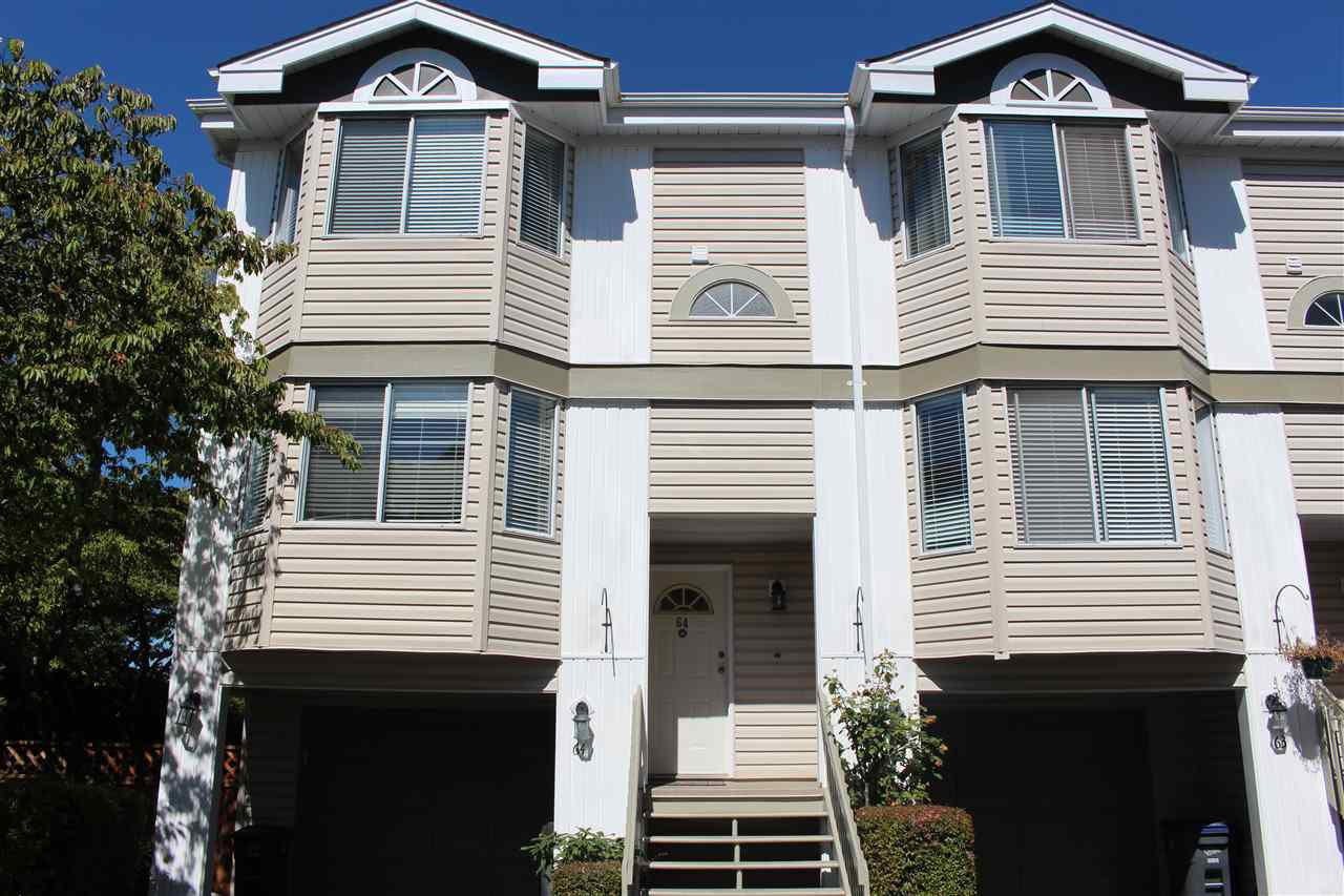 Main Photo: 64 7875 122 Street in Surrey: West Newton Townhouse for sale : MLS®# R2200515
