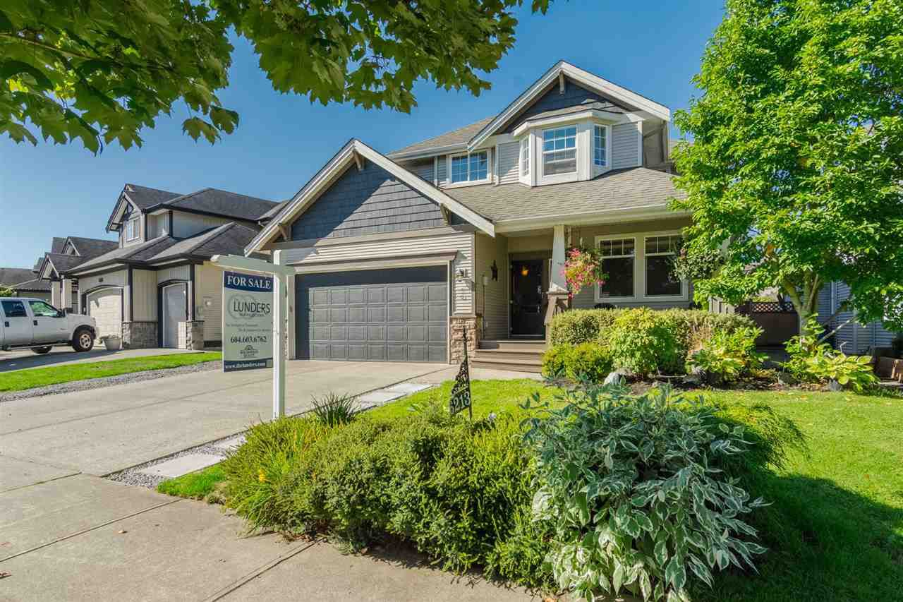 """Main Photo: 6213 167A Street in Surrey: Cloverdale BC House for sale in """"Clover Ridge"""" (Cloverdale)  : MLS®# R2229803"""