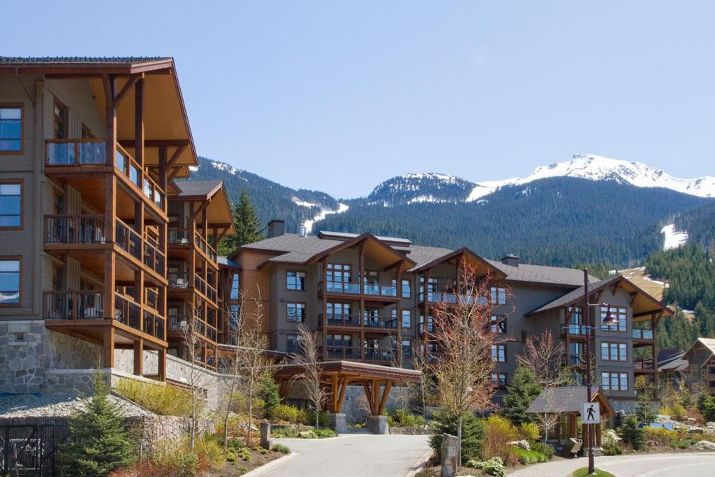 "Main Photo: 105 B 2020 LONDON Lane in Whistler: Whistler Creek Condo for sale in ""EVOLUTION"" : MLS®# R2249445"