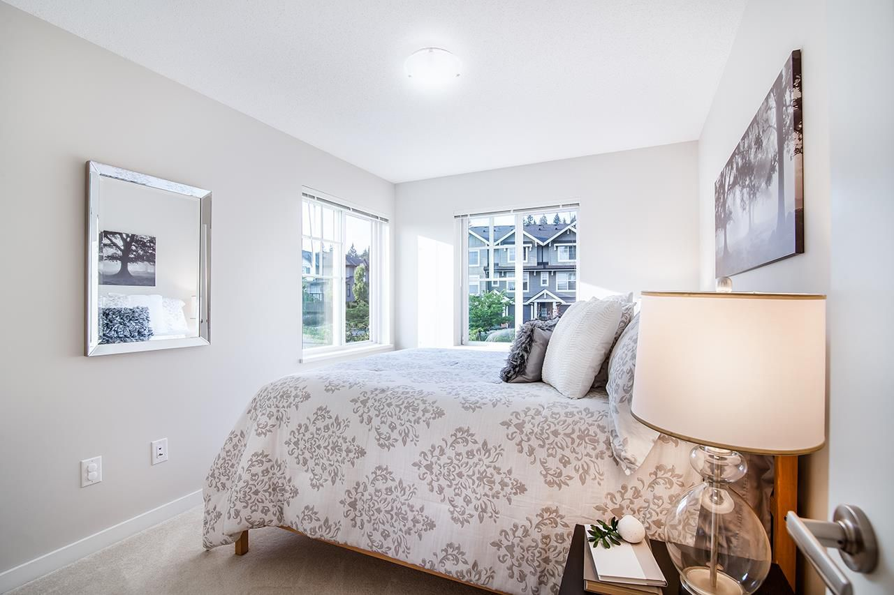 """Photo 15: Photos: 37 3461 PRINCETON Avenue in Coquitlam: Burke Mountain Townhouse for sale in """"BRIDLEWOOD"""" : MLS®# R2302518"""