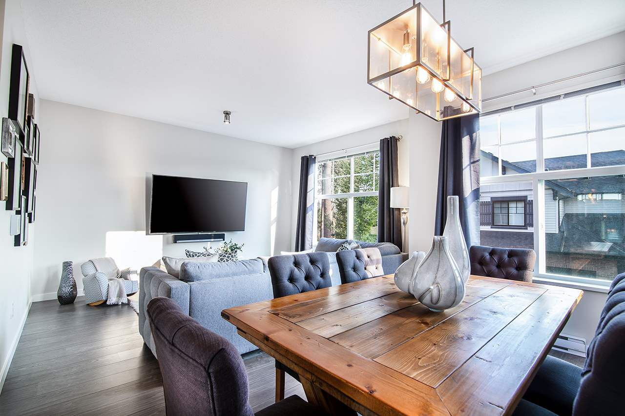 """Photo 11: Photos: 37 3461 PRINCETON Avenue in Coquitlam: Burke Mountain Townhouse for sale in """"BRIDLEWOOD"""" : MLS®# R2302518"""