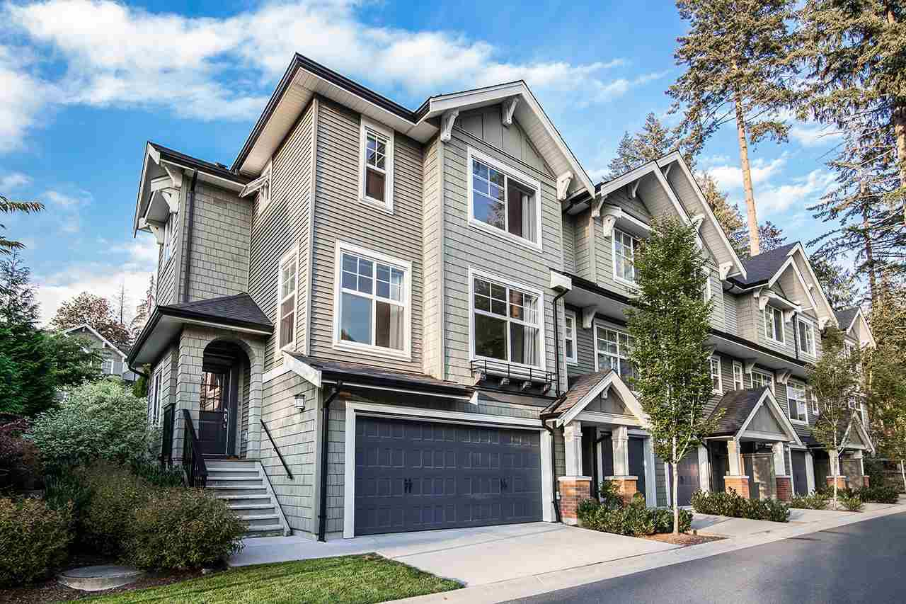 "Main Photo: 37 3461 PRINCETON Avenue in Coquitlam: Burke Mountain Townhouse for sale in ""BRIDLEWOOD"" : MLS®# R2302518"