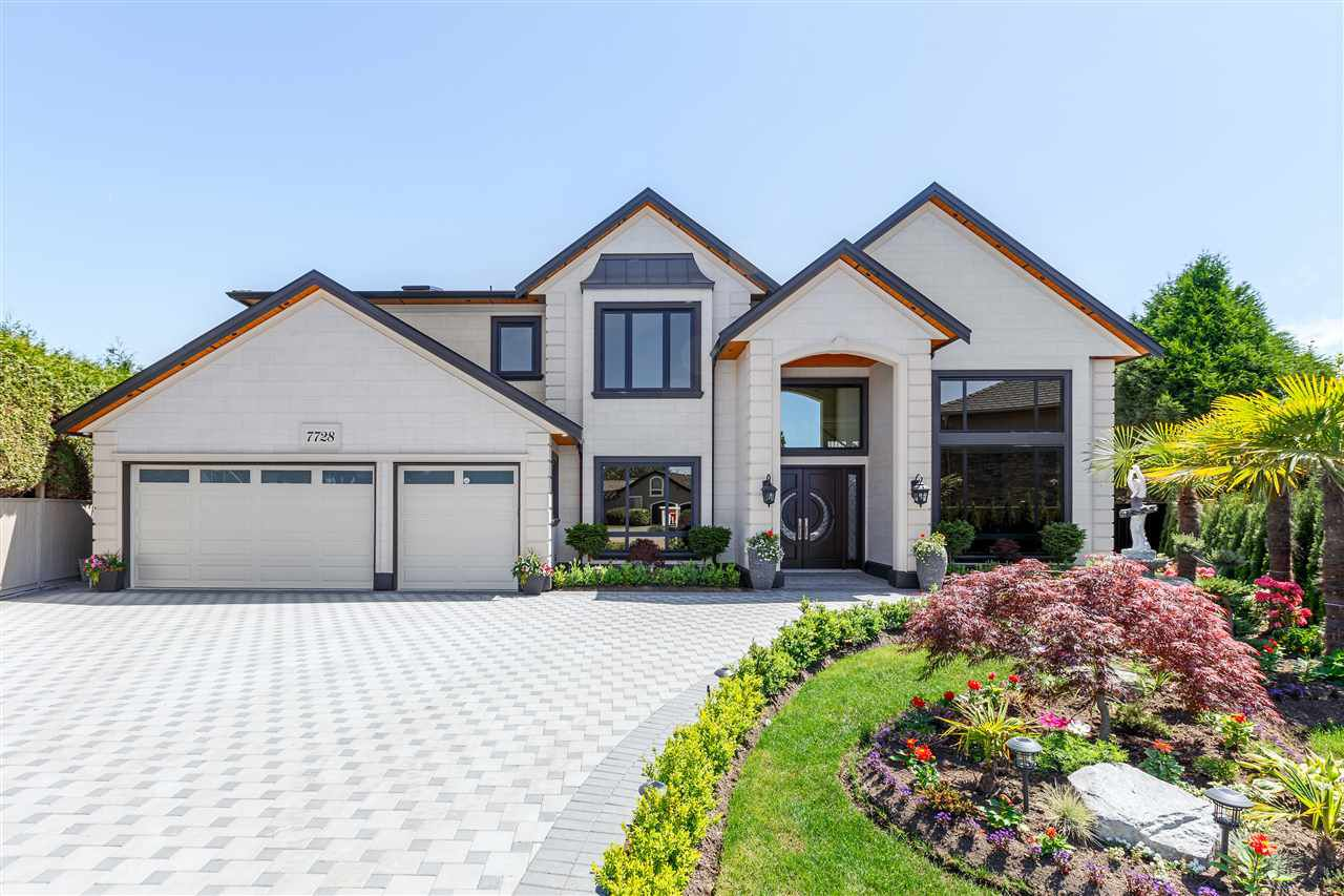 Main Photo: 7728 ALOUETTE Court in Richmond: Broadmoor House for sale : MLS®# R2314372