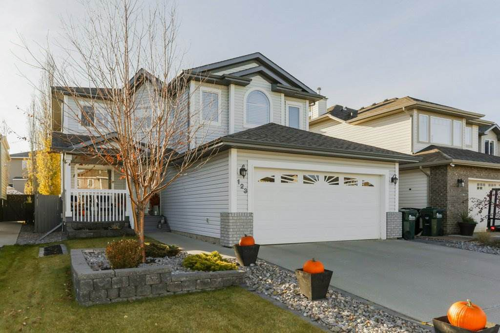 Main Photo: 123 Foxtail Point: Sherwood Park House for sale : MLS®# E4133473