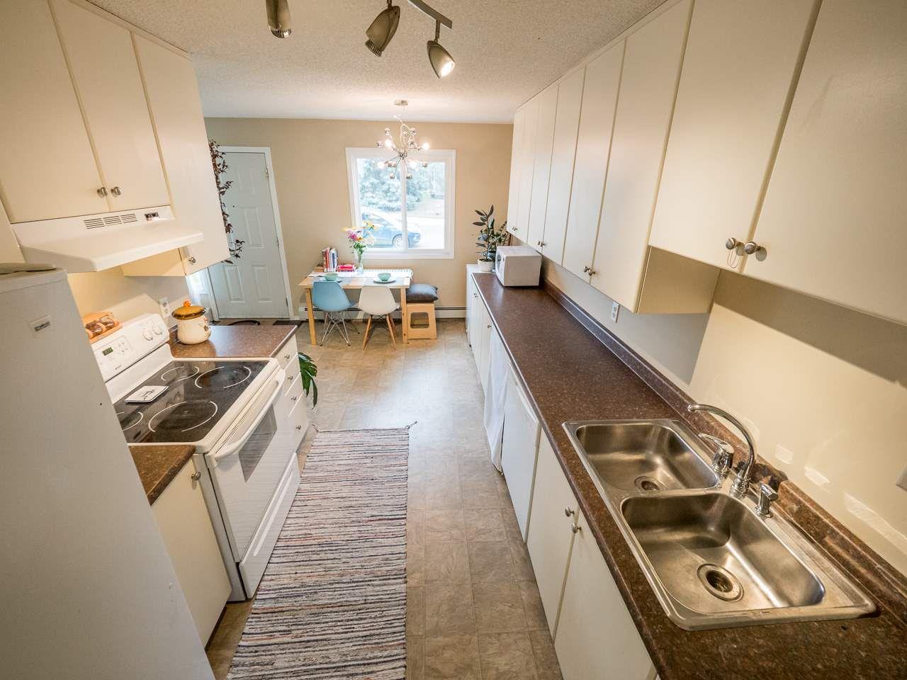 Main Photo: 119 6103 35A Avenue in Edmonton: Zone 29 Townhouse for sale : MLS®# E4135131