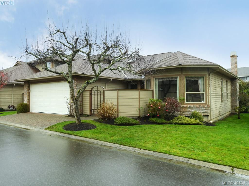 Main Photo: 201 4515 Pipeline Road in VICTORIA: SW Royal Oak Townhouse for sale (Saanich West)  : MLS®# 404361