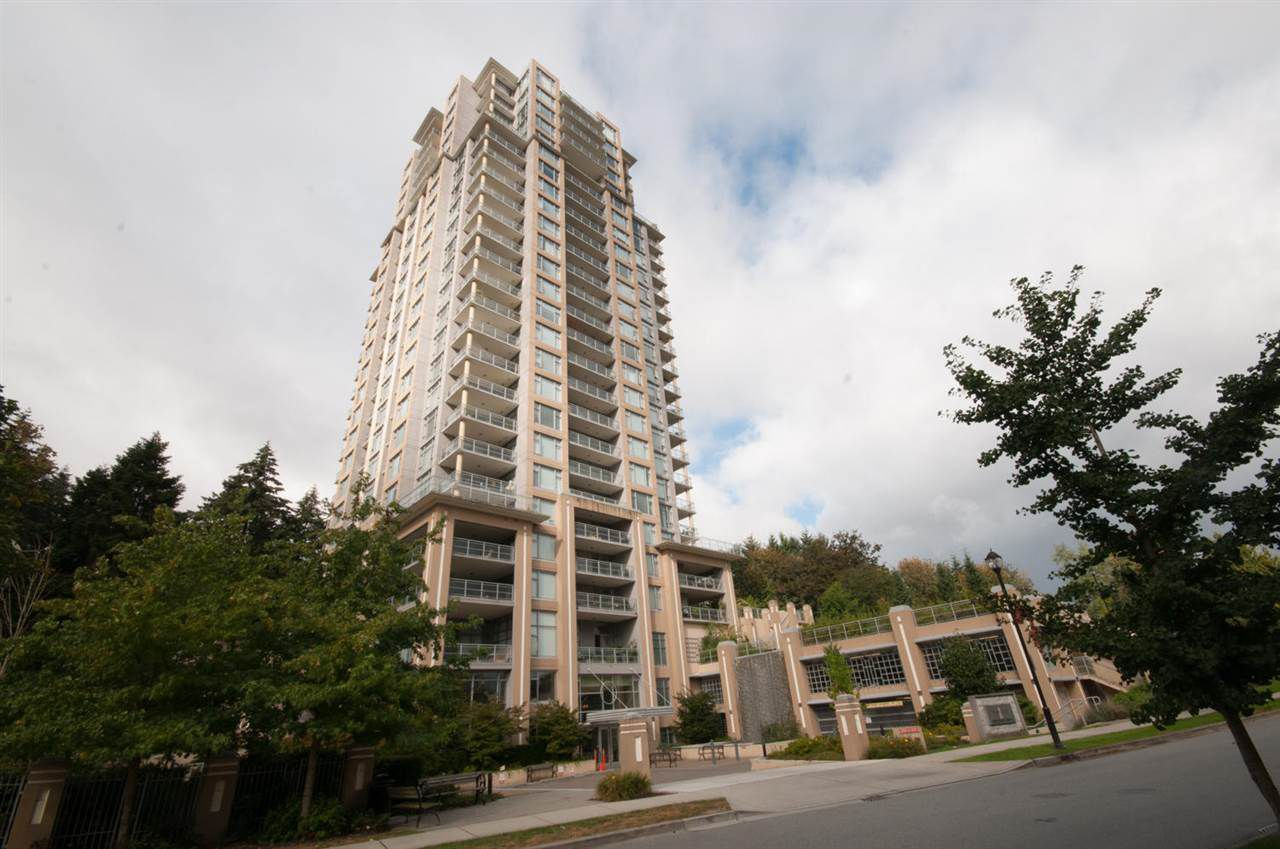 "Main Photo: 1903 280 ROSS Drive in New Westminster: Fraserview NW Condo for sale in ""THE CARLYLE"" : MLS®# R2330397"
