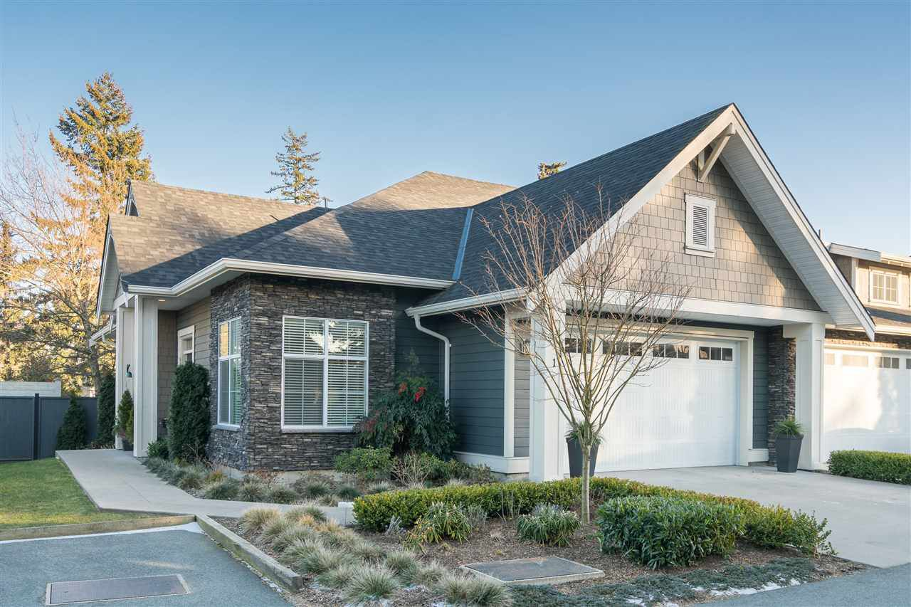 """Main Photo: 1 44862 KEITH WILSON Road in Sardis: Vedder S Watson-Promontory Townhouse for sale in """"Vedder River Estates"""" : MLS®# R2338356"""