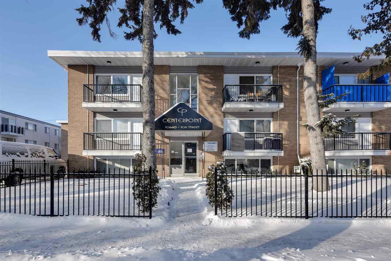 Main Photo: 31 10640 108 Street in Edmonton: Zone 08 Condo for sale : MLS®# E4143492