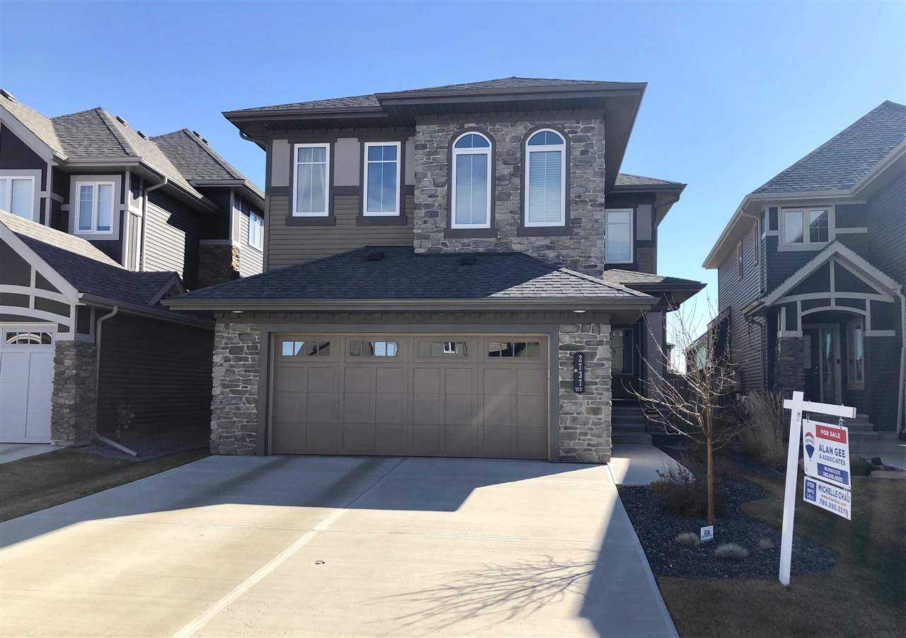 Main Photo: 2737 KIRKLAND Way in Edmonton: Zone 56 House for sale : MLS®# E4152363