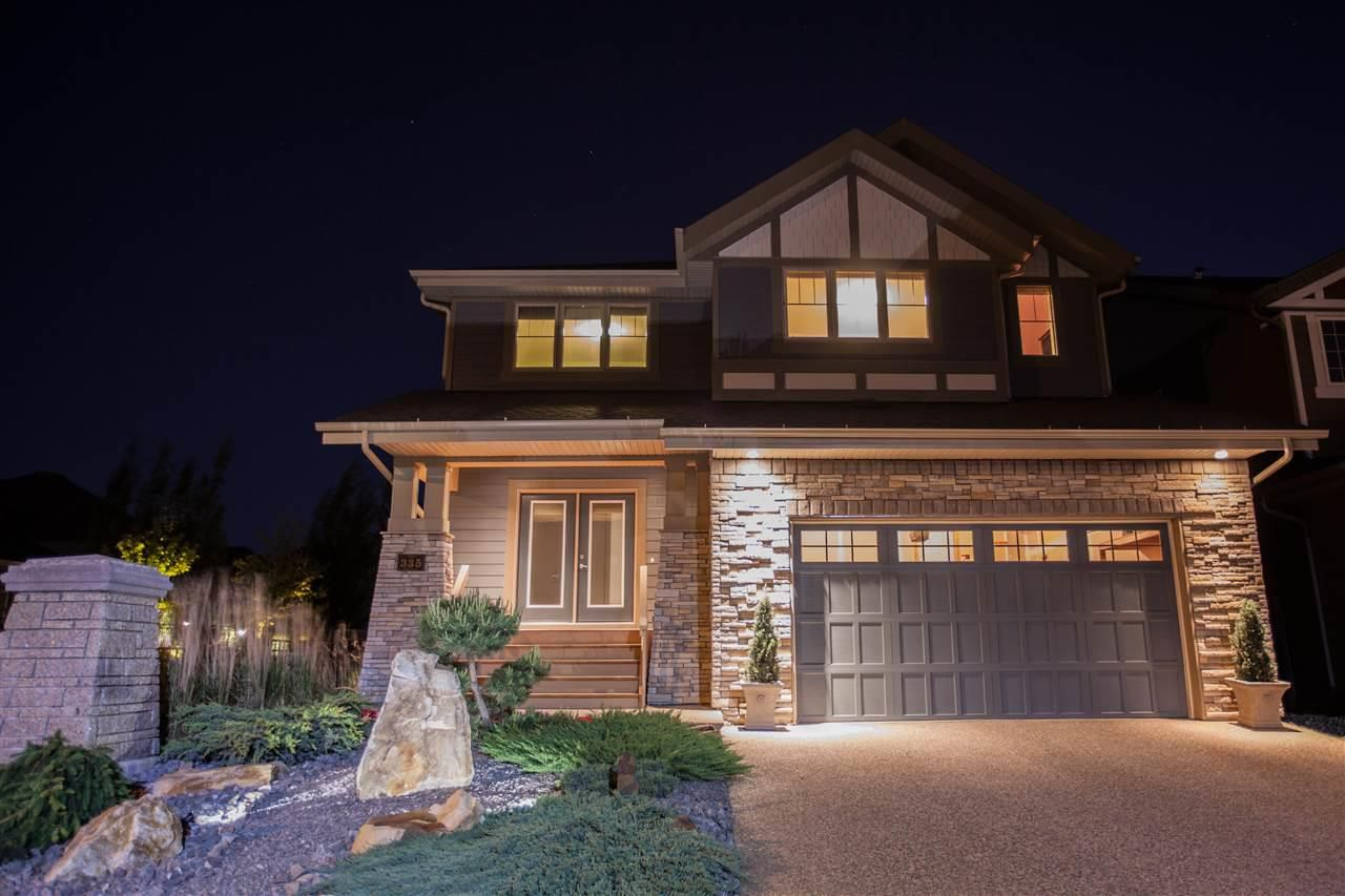 Main Photo: 335 MAGRATH Boulevard in Edmonton: Zone 14 House for sale : MLS®# E4157283