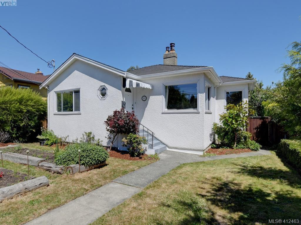 Main Photo: 2551 Foul Bay Road in VICTORIA: OB Henderson Single Family Detached for sale (Oak Bay)  : MLS®# 412463