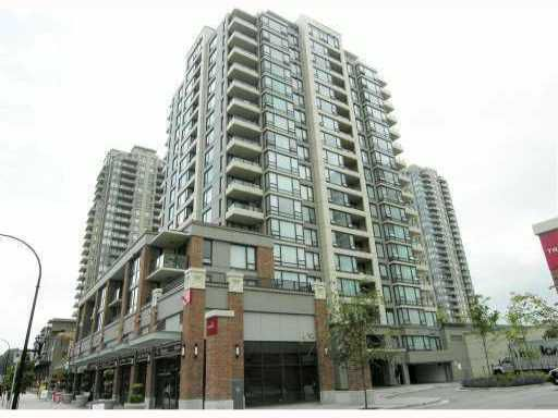 Main Photo: 1206 4182 DAWSON Street in Burnaby: Brentwood Park Condo for sale (Burnaby North)  : MLS®# V875061
