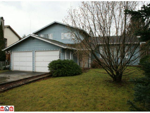 """Main Photo: 26868 33B Avenue in Langley: Aldergrove Langley House for sale in """"Parkside"""" : MLS®# F1106420"""