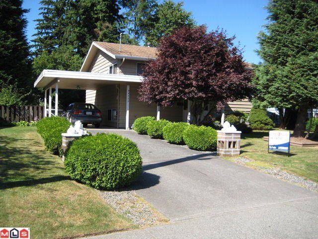 Main Photo: 34555 LABURNUM Avenue in Abbotsford: Abbotsford East House for sale