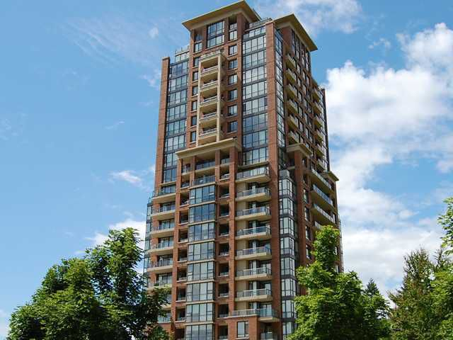 """Main Photo: 705 6823 STATION HILL Drive in Burnaby: South Slope Condo for sale in """"BELVEDERE"""" (Burnaby South)  : MLS®# V918409"""