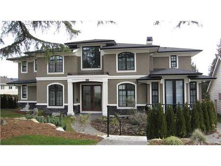 Main Photo: 4238 MAHON AV in Burnaby: House for sale (Deer Lake Place)  : MLS®# V892208