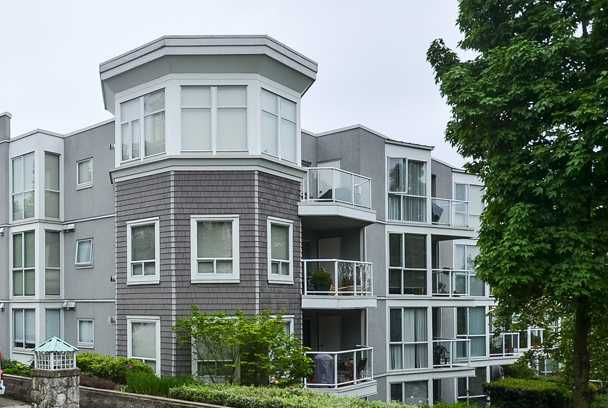 Main Photo: # 212 8460 JELLICOE ST in Vancouver: Fraserview VE Condo for sale (Vancouver East)  : MLS®# V1007846