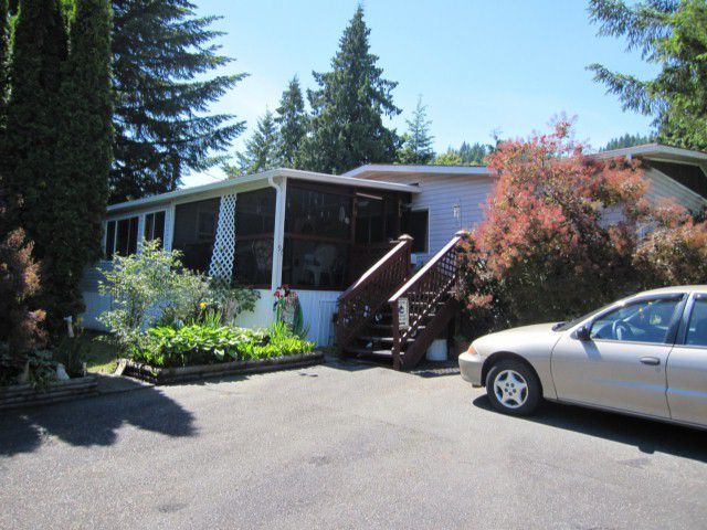 """Main Photo: 96 10221 WILSON Street in Mission: Stave Falls Manufactured Home for sale in """"TRIPLE CREEK MOBILE HOME PARK"""" : MLS®# F1326633"""