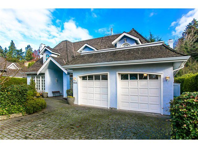 Main Photo: 8535 ANGLER'S Place in Vancouver: Southlands House for sale (Vancouver West)  : MLS®# V1052986
