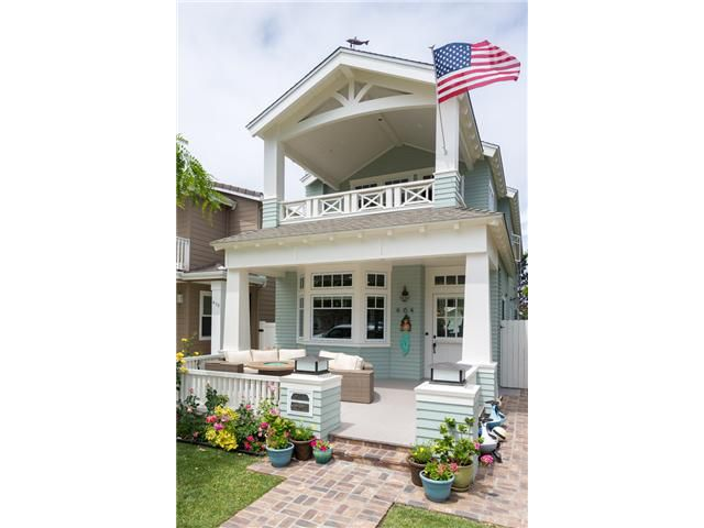 Main Photo: CORONADO VILLAGE House for sale : 4 bedrooms : 464 C Avenue in Coronado
