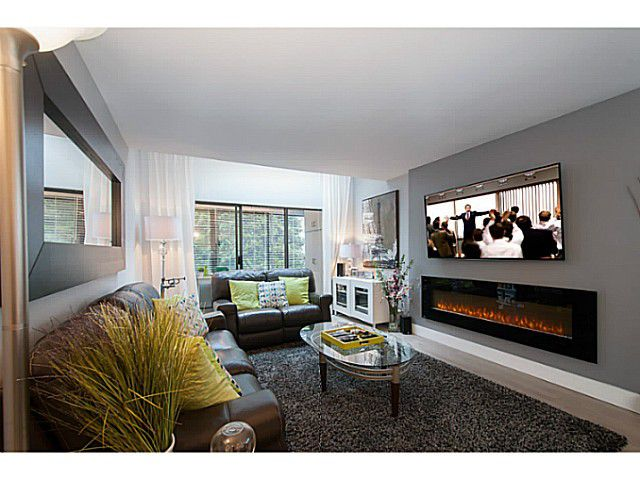 """Main Photo: 308 1855 NELSON Street in Vancouver: West End VW Condo for sale in """"The Westpark"""" (Vancouver West)  : MLS®# V1112823"""