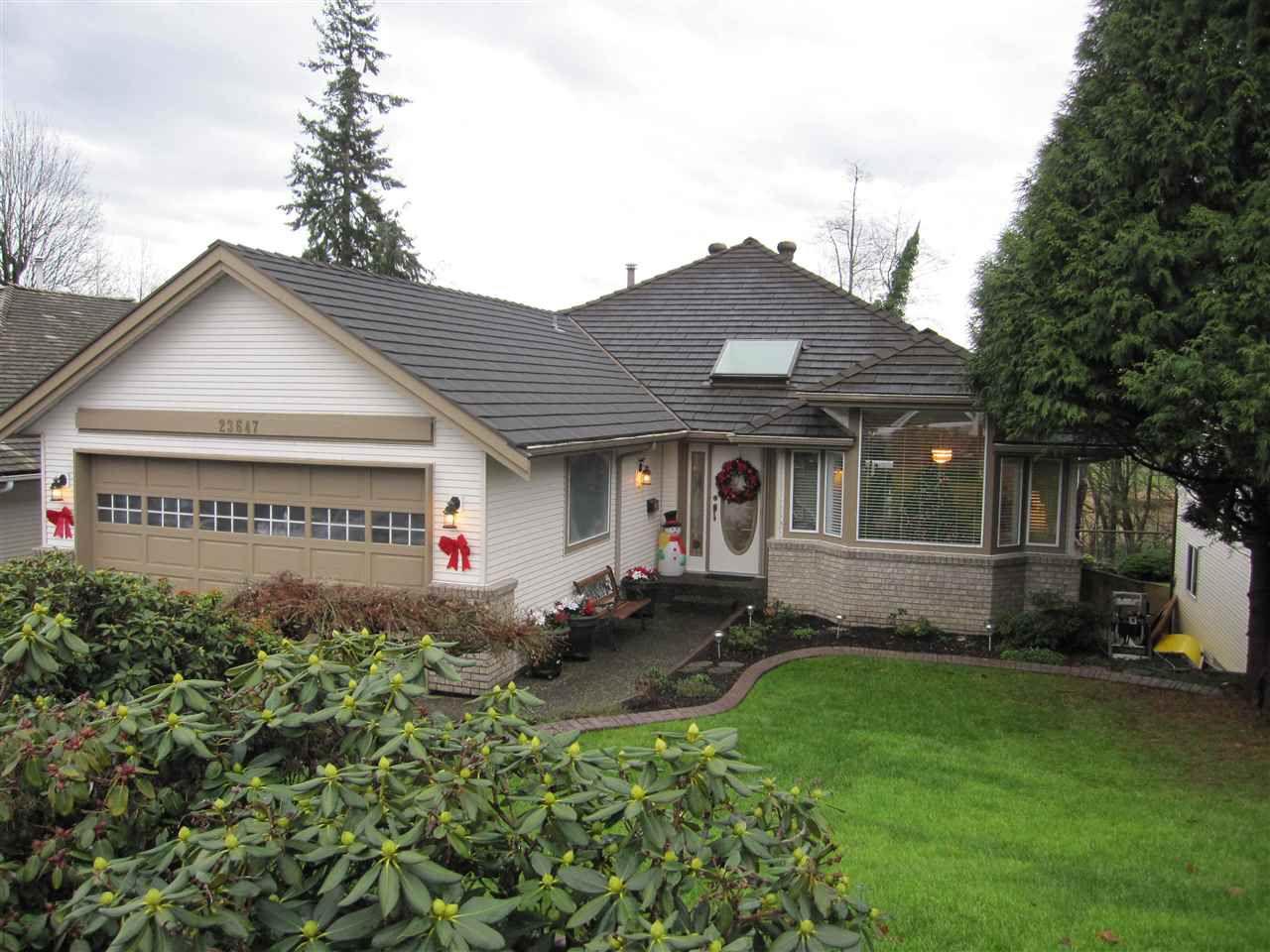 Main Photo: 23647 TAMARACK Lane in Maple Ridge: Albion House for sale : MLS®# R2019626