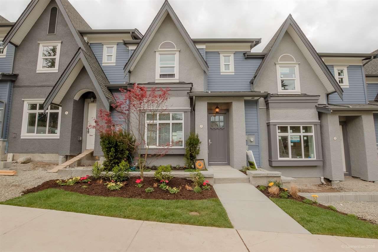 "Main Photo: 2 3410 ROXTON Avenue in Coquitlam: Burke Mountain Condo for sale in ""16 ON ROXTON"" : MLS®# R2054809"
