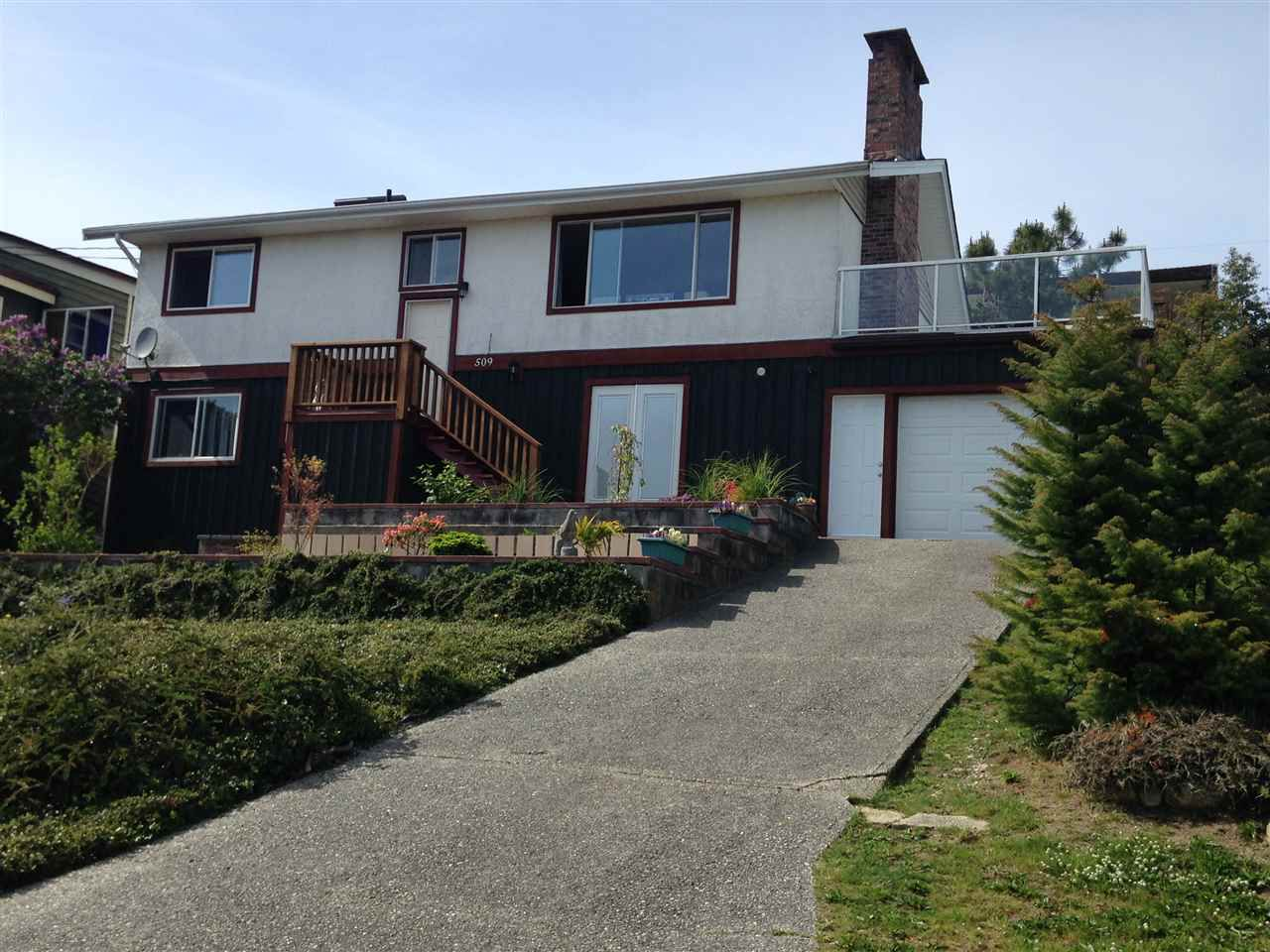 Photo 1: Photos: 509 SARGENT Road in Gibsons: Gibsons & Area House for sale (Sunshine Coast)  : MLS®# R2059676