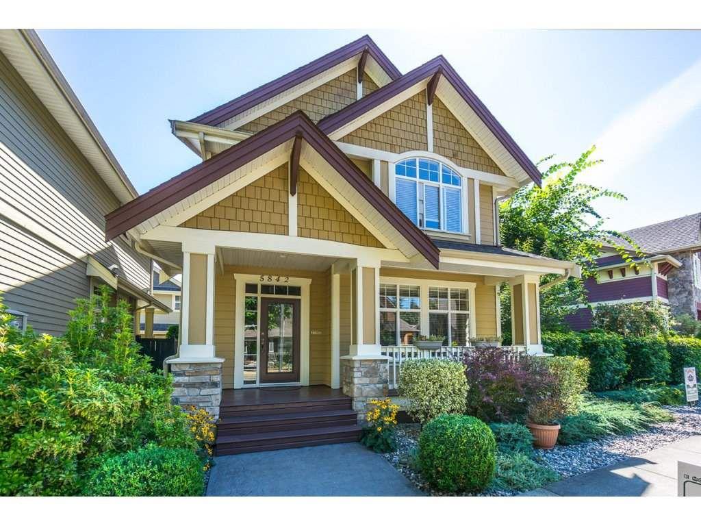 "Main Photo: 5842 GARRISON Boulevard in Sardis: Vedder S Watson-Promontory House for sale in ""Garrison Crossing"" : MLS®# R2099982"