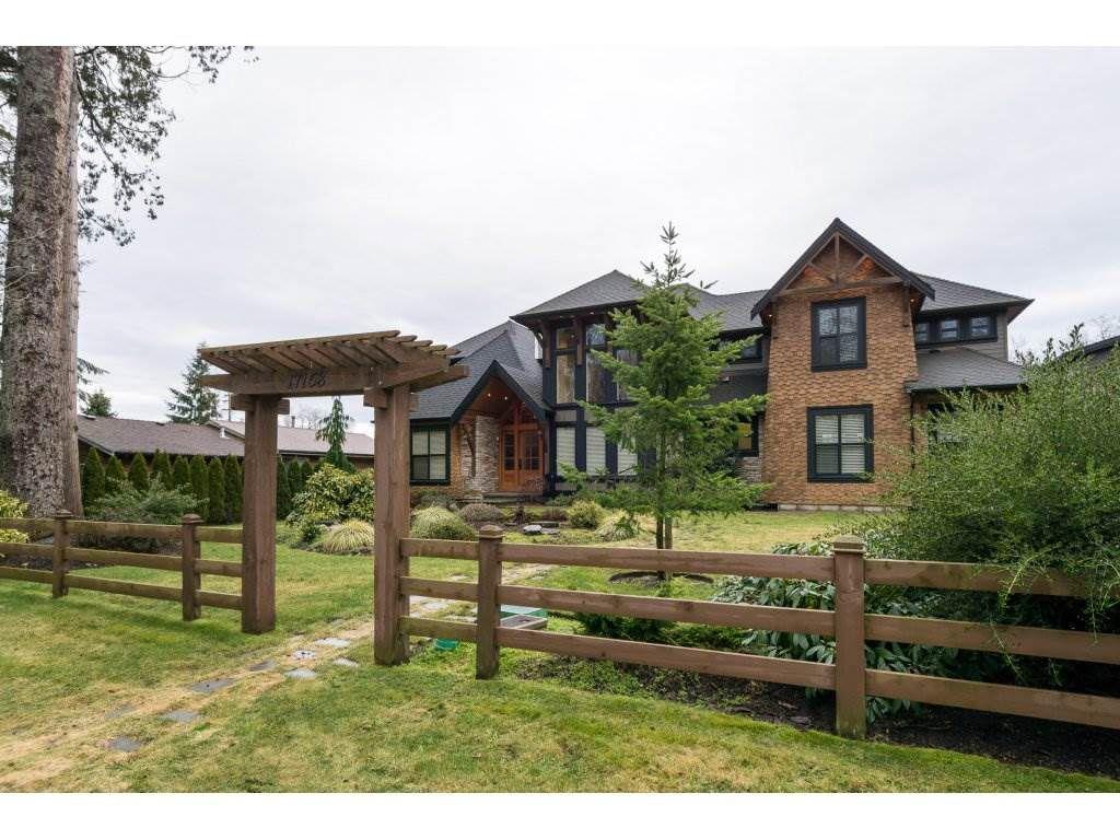 Main Photo: 17168 4 Avenue in Surrey: Pacific Douglas House for sale (South Surrey White Rock)  : MLS®# R2132542